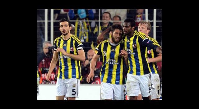 Fenerbahçe Kıtanın En İyisi!