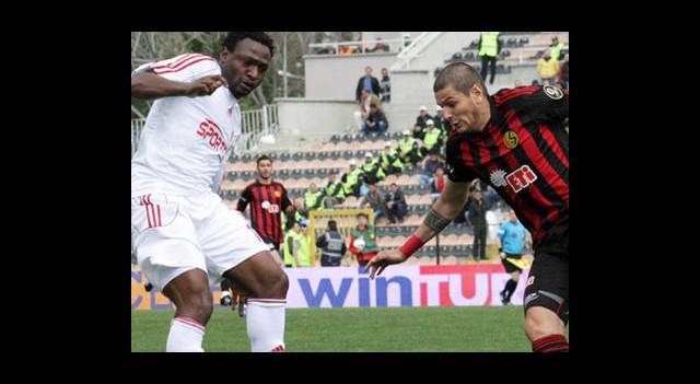Sivasspor Zirveyi Bırakmadı