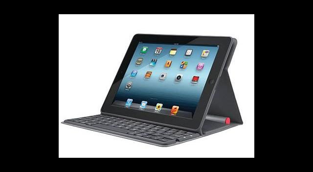 Güneş Enerjisiyle Çalışan iPad Klavye