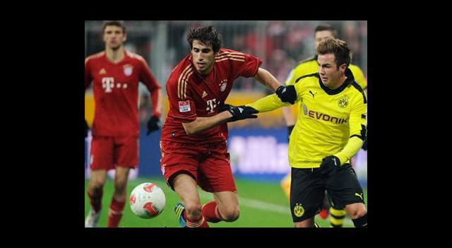 Bayern Zirvede Rahat