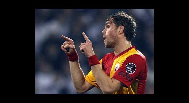 Galatasaray'da Gözler Elmander'de
