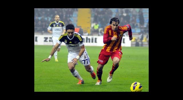 Galatasaray Kaybedince Fener'de Kaybediyor