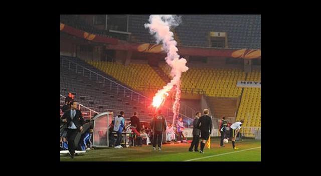 UEFA'ya Tavrımızı Göstereceğiz