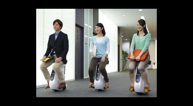 Honda'dan Bireysel Ulaşım Aracı