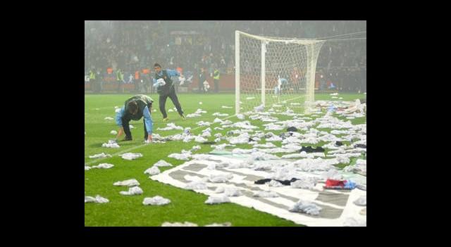 Trabzonspor Taraftarından Protesto Hazırlığı