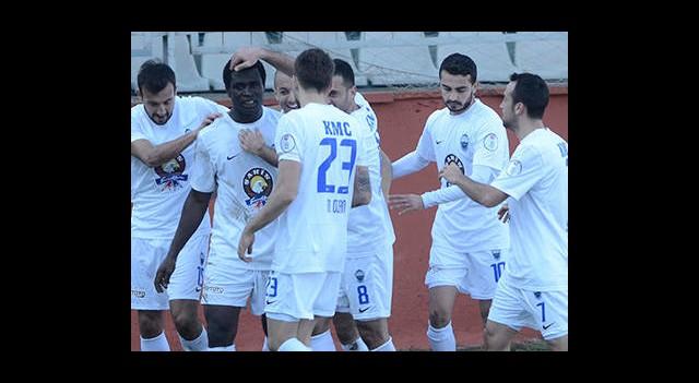Trabzon'da Gülen Kayseri Erciyesspor