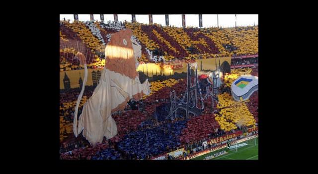 Galatasaray Kaynama Noktasında