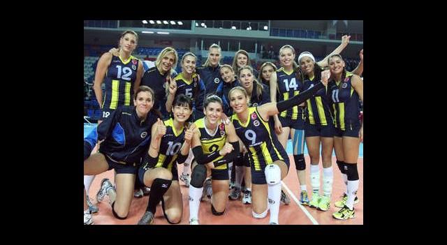 Fenerbahçe'nin Şampiyonluk Serüveni Başladı