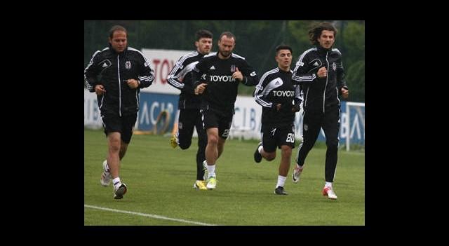 Beşiktaş Orduspor Hazırlıklarına Başladı