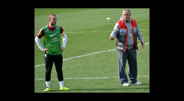 Sneijder Tercihleri