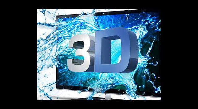 3D TV Satışları Bir Yılda Yüzde 1220 Arttı
