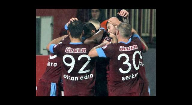 Trabzonspor'da Futbolculara Terapi