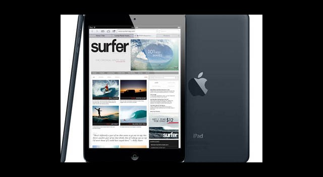 Dev iPad Mini Soygunu