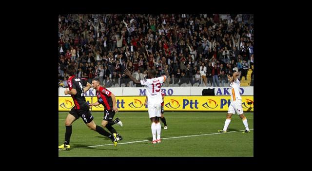Galatasaray İle Gençlerbirliği 84. Randevuda