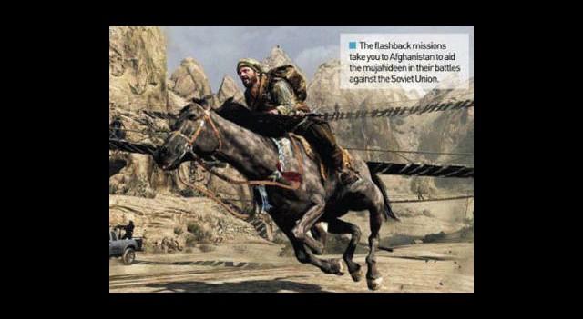 Black Ops 2'nin Yeni Detayları Gün Yüzüne Çıktı