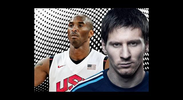 Bu Reklamda Ya Kobe Ya Da Messi Oynayacak