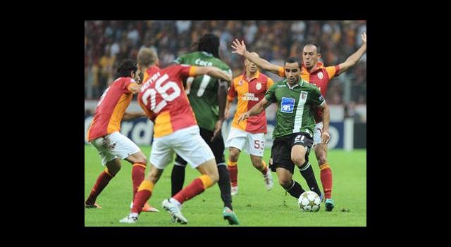 Portekiz Ekipleriyle 26. Maç