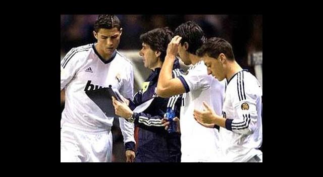 Mesut Özil'in Duası
