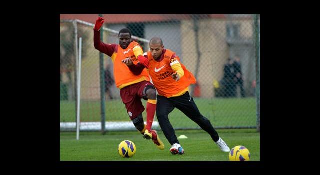 Galatasaray'da Semih Sevinci