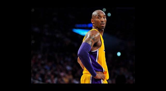 Lakers'da Kobe Galibiyeti Getirdi