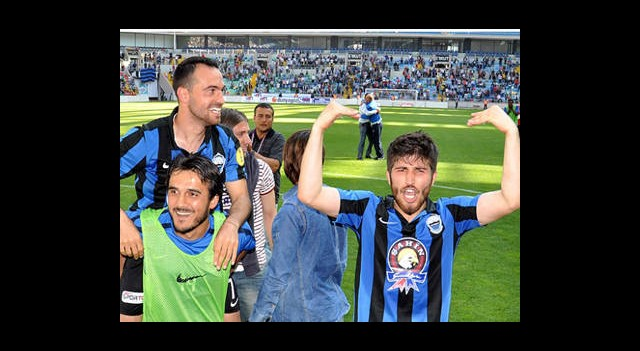 Süper Lig'e Üçünce Kez Çıkıyor