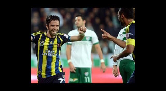 Gökhan Bursaspor Maçında Sahada mı?