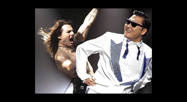 Tom Cruise 'Gangnam' Yapacak mı?