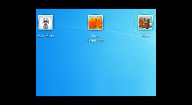 Windows Konuk Hesabıyla Dosyalarınız Güvende