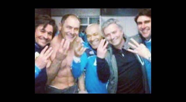 Mourinho'dan Tarihi Gönderme
