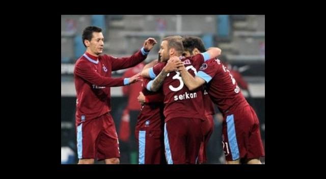 Trabzon'da Gol Atan Oyuncu Çok