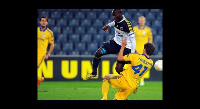 Fenerbahçe'de İlginç İstatistik