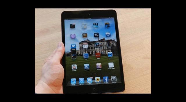iPad Kan Kaybediyor