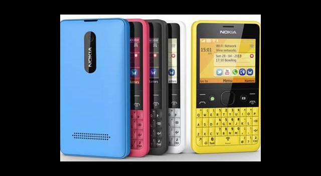 Nokia Asha 210 Tanıtıldı