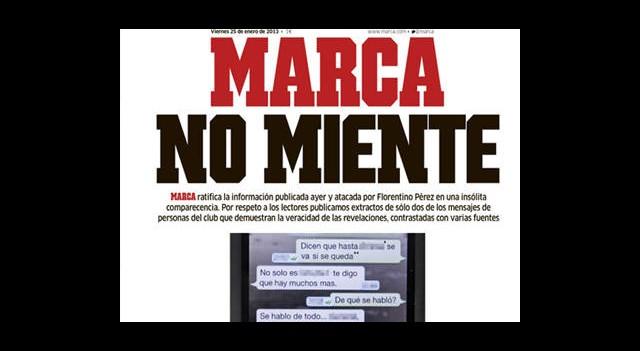 Marca Yalan Söylemez