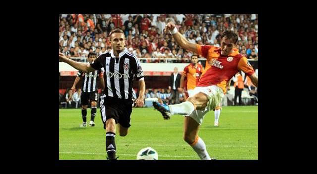 Galatasaray-Beşiktaş Canlı Anlatım