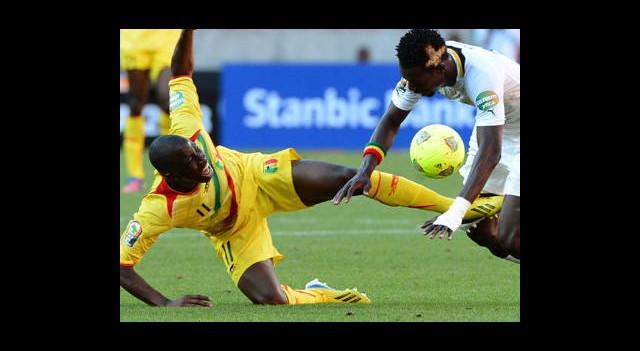 Gana ve Mali Çeyrek Finalde