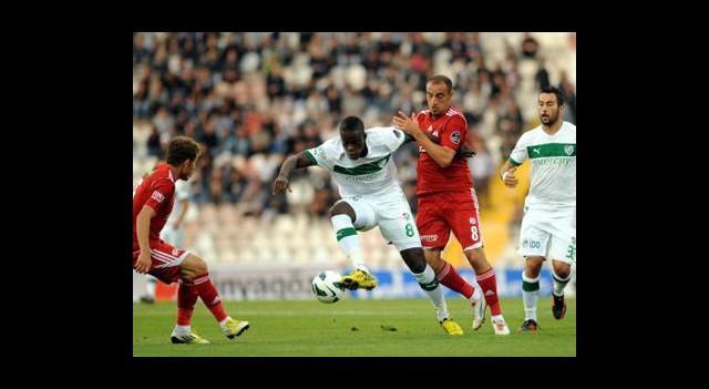 Sivasspor'un Rakibi Yine Bursasspor