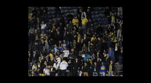 Fenerbahçe'ye UEFA'dan Ceza