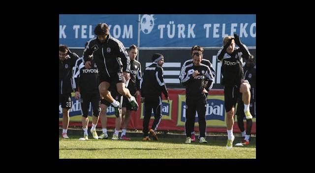 Beşiktaş Yine Eksik Çalıştı
