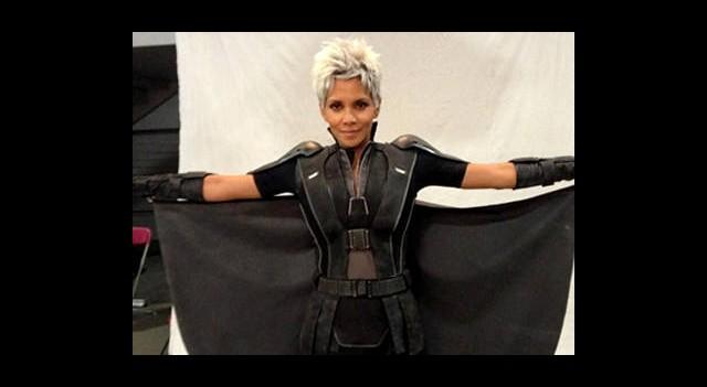 X-Men'in Storm'u Sette Görüntülendi!