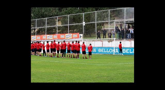 Trabzonspor'da Antrenman İptal Edildi