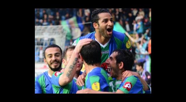 Rize ve Erciyes'te Süper Lig Coşkusu