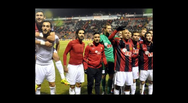 Eskişehirspor:1 Orduspor:0