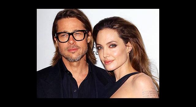 Angelina'nın Gerçek Aşkı Brad Pitt Değil!