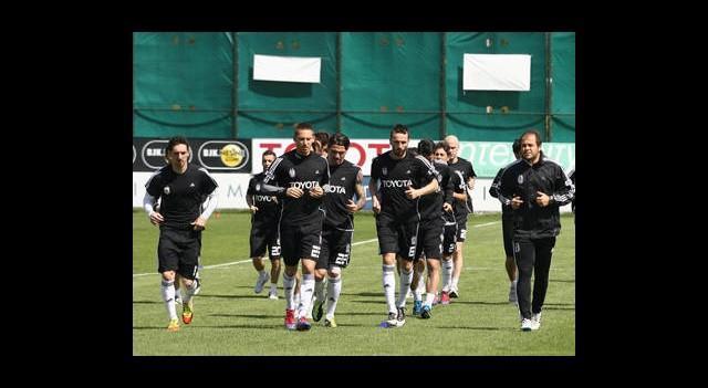 Beşiktaş Fenerbahçe Hazırlıklarına Başladı