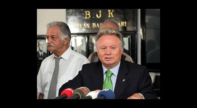 Beşiktaş'ta İbra Krizi