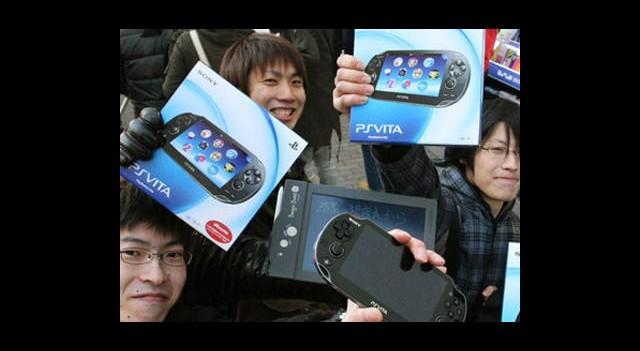 Sony PS Vita'nın Satış Rakamları Açıklandı