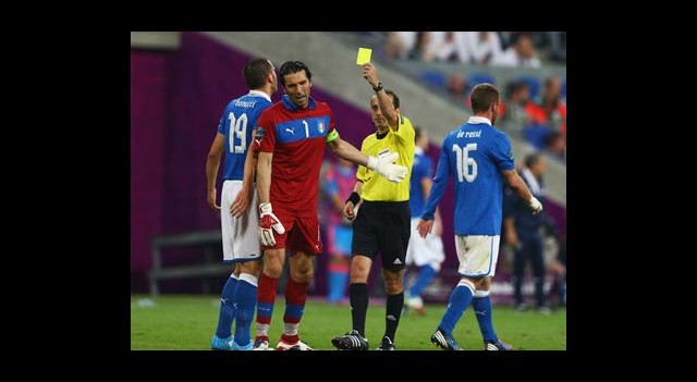 Hollanda İtalya Maçı Çakır'ın