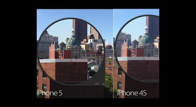 Yeni iPhone 5 Reklamı Kamera Odaklı