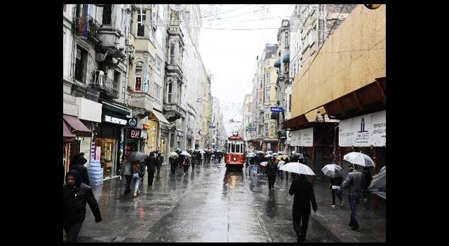 AKOM'dan 'yağış' açıklaması